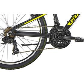 """Serious Rockville Børnecykel 24"""" gul/sort"""